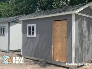 rumah untuk anjing shelter